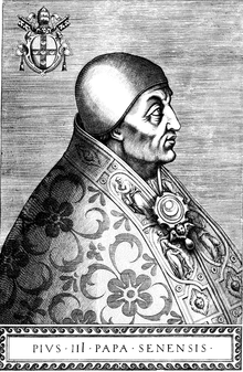 Papa Pío III