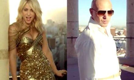 Las 10 mejores colaboraciones de  Pitbull