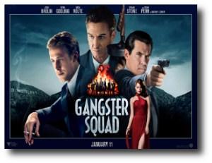 1. Gangster Squad