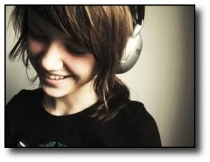 3. Escuchar musica