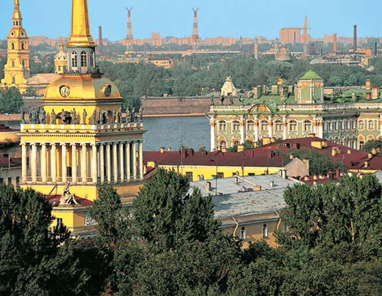 Los 10 mejores destinos de  Rusia