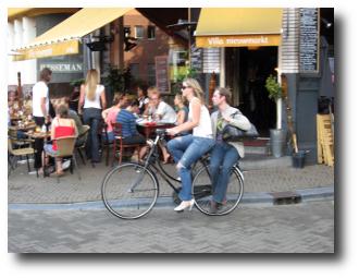 Las 10 ciudades donde se utiliza más la bicicleta