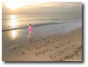 3. Mensajes en la arena