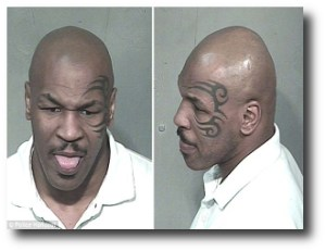 7. Mike Tyson