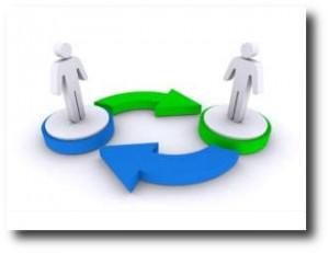 8. Intercambio de enlaces