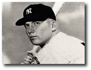 9. Mickey Mantle