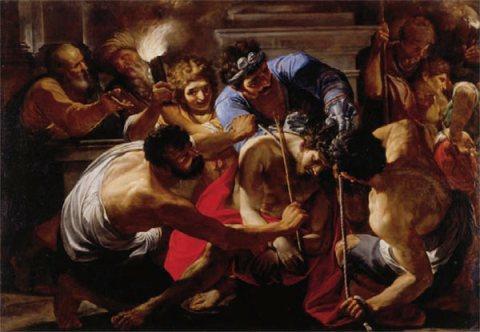 La Coronación de Espinas