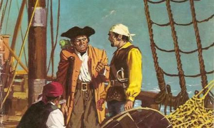 Las 10 mejores novelas de piratas
