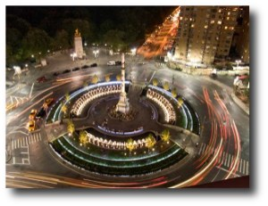 5. Columbus Circle