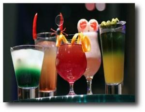 7. Alcohol