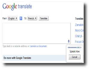 1. Google Translator