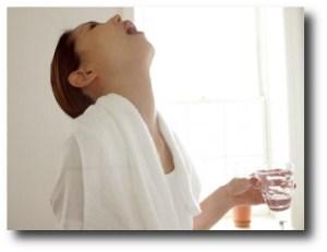 10. Agua oxigenada