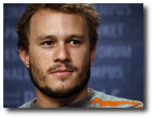2. Heath Ledger