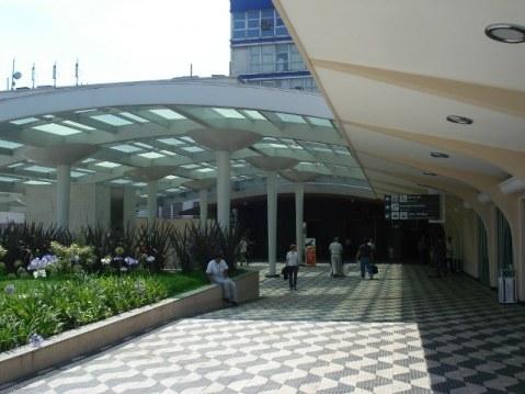 Aeropuerto Internacional Congonhas de Sao Paulo