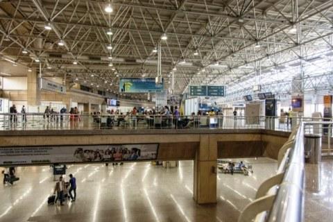 Aeropuerto de Galeao Rio de Janeiro