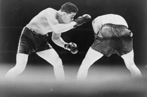 Joe Louis vs. Max Schmeling