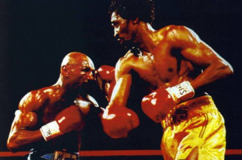 Marvelous Marvin Hagler vs. Thomas Hearns