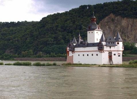 Castillo Pfalzgrafenstein