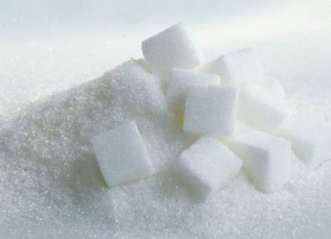 Fructosa y sacarosa