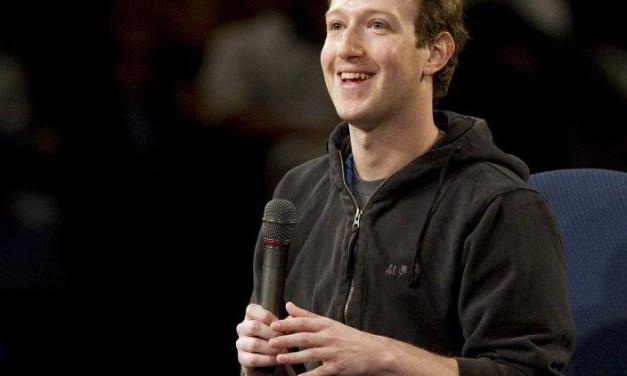 Los 10 primeros usuarios de Facebook