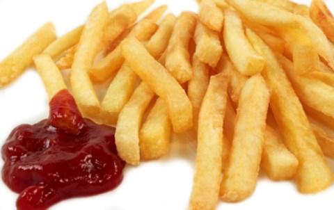 Papas fritas y frituras