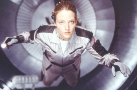 """Films: """"Contact"""" (1997) Starring Jodie Foster"""