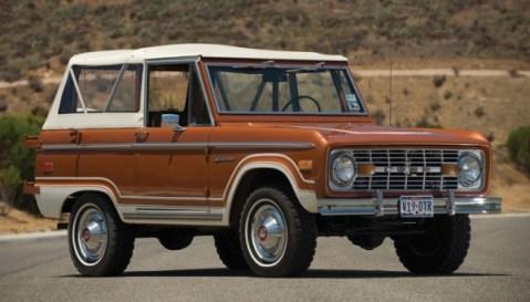 Ford Bronco de 1966