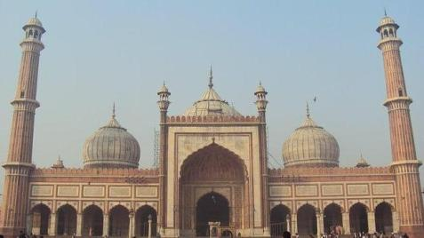 Masjid-i Jahān-Numā
