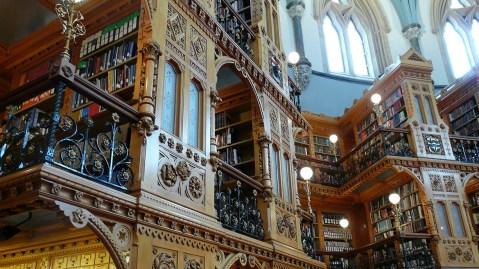 Biblioteca del Parlamento