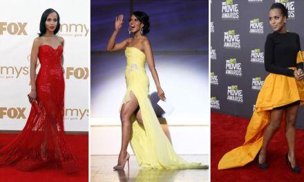 Las 10 celebridades mejor vestidas del mundo
