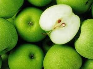 5. Manzana verde