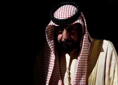 Sheikh Khalifa bin Zayed al-Nahyan