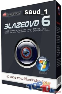 3. BlazeDVD 6 Professional