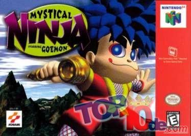 Los mejores juegos de Konami