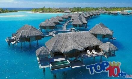 Las 10 mejores playas de arena blanca del mundo