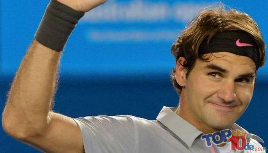 Los 10 tenistas mejor pagados del mundo