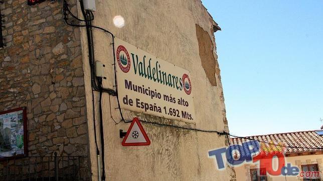 Los 10 pueblos más altos de España
