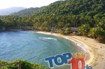 Las 10 mejores playas de Sudamérica