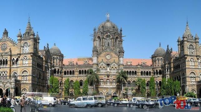 Las 10 estaciones de tren más bellas del mundo