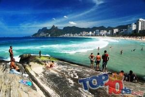 playas de Sudamérica