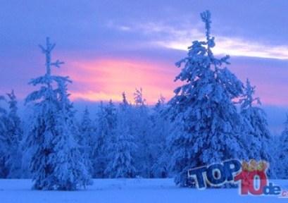 La Kittila (Laponia finlandesa)