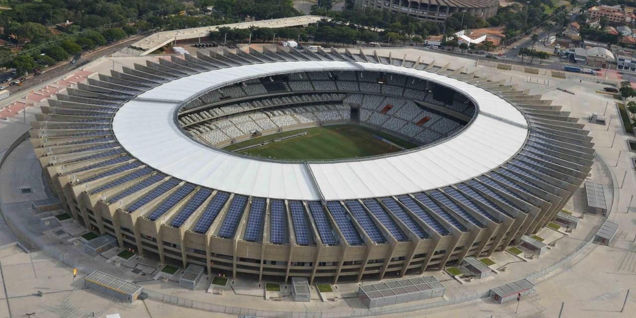 Los 10 mejores estadios de fútbol en Brasil 2014