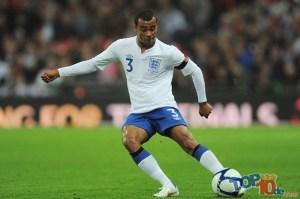 Los 10 jugadores de Inglaterra con más partidos jugados en mundiales