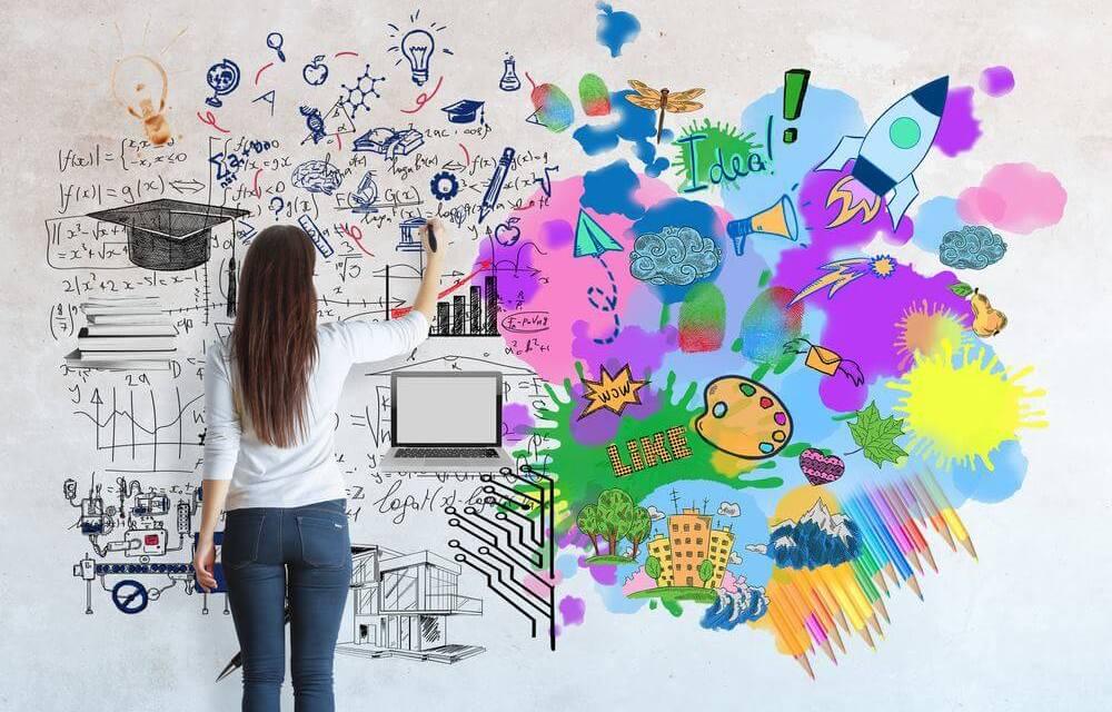 5 mejores formas de desbloquear tu creatividad