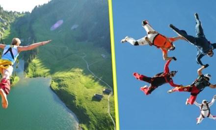 Top 7 deportes extremos