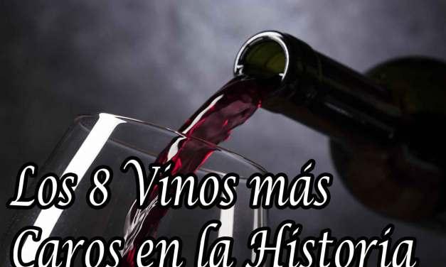Los 7 vinos más caros en la historia