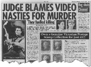 Image result for james bulger newspaper