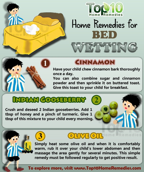 Image Result For How To Stop Bed Wetting At Age