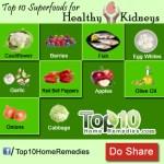 top 10 superfoods for healthy kidneys top 10 home remedieskidney superfoods