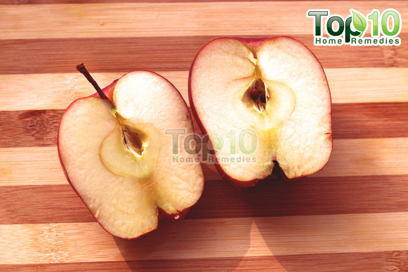 apple night cream step1